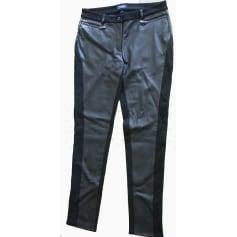 Pantalon évasé ARMANI Noir