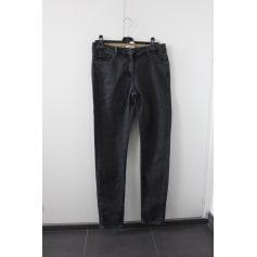 Jeans slim AIGLE Gris, anthracite