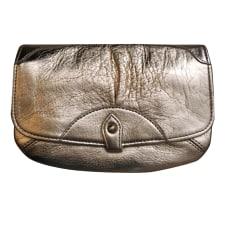 Wallet PETITE MENDIGOTE Golden, bronze, copper