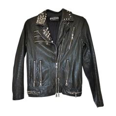Zipped Jacket BALMAIN Black