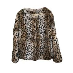 Fur Jackets GERARD DAREL Animal prints
