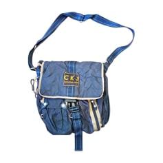 Sac en bandoulière CALVIN KLEIN Bleu, bleu marine, bleu turquoise
