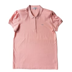 07cfb20226b Polos Lacoste Femme   articles tendance - Videdressing