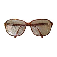 Monture de lunettes DUNHILL Marron
