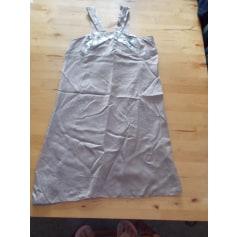 Robe courte BILLTORNADE Gris, anthracite