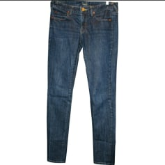 Jeans slim PAUL SMITH Blu, blu navy, turchese