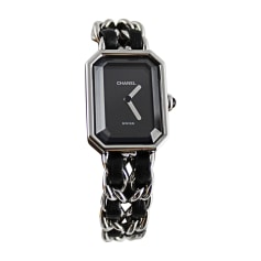 Montres Chanel Femme   articles luxe - Videdressing 5fc21062b946