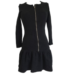 Mini Dress THE KOOPLES Black