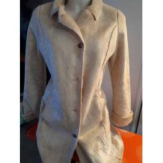 Coat DKNY Beige, camel