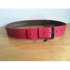 Skinny Belt PATRIZIA PEPE Pink, fuchsia, light pink