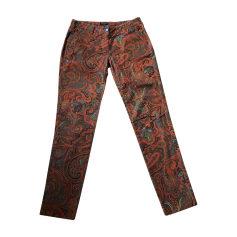 Jeans slim ETRO Orange