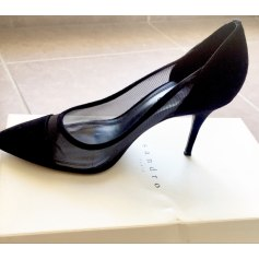 Pumps, Heels SANDRO Black