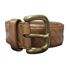 Wide Belt BOTTEGA VENETA Brown
