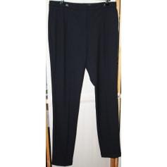 Pantalon slim, cigarette HUGO BOSS Noir