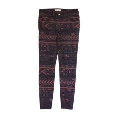 Skinny Pants, Cigarette Pants MATTHEW WILLIAMSON Purple, mauve, lavender