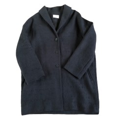 Cappotto BA&SH Blu, blu navy, turchese