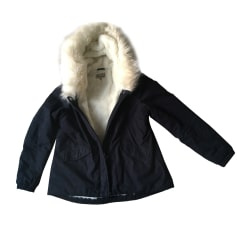Parka BEST MOUNTAIN bleu marine