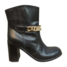 High Heel Ankle Boots SEE BY CHLOE Black