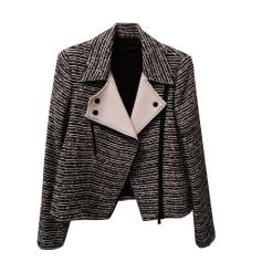 Zipped Jacket ZARA Black