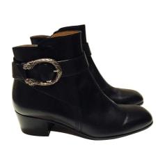 Flat Boots GUCCI Black