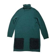 Pulloverkleid LOUIS VUITTON Grün