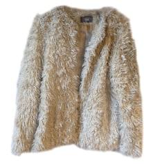 Manteau en fourrure ZADIG & VOLTAIRE Beige, camel