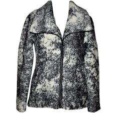 Jacket LE TEMPS DES CERISES White, off-white, ecru