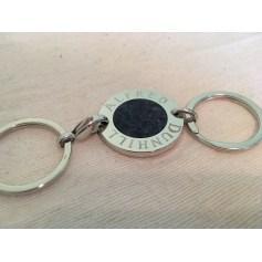 Bracelet DUNHILL Argenté, acier