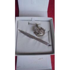 Halsketten CLEOR Silberfarben, stahlfarben