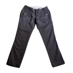 Pantalone dritto DIESEL Grigio, antracite