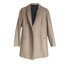 Cappotto THE KOOPLES Beige, cammello