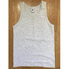 T-shirt PETIT BATEAU Gray, charcoal