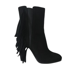 High Heel Ankle Boots PINKO Black