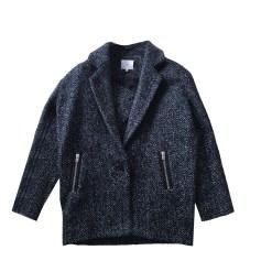 Coat IRO Gray, charcoal
