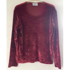Top, tee-shirt MARCELLE GRIFFON Rouge, bordeaux