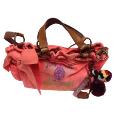 Stofftasche groß JUICY COUTURE Pink,  altrosa
