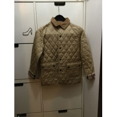 Jacket BURBERRY Beige, camel