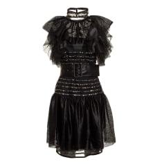 Mini Dress KARL LAGERFELD Black