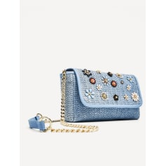 Non-Leather Shoulder Bag ZARA Blue, navy, turquoise