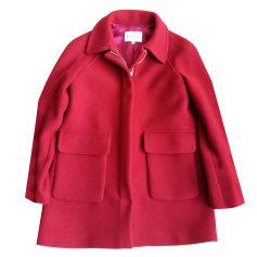 Mantel CLAUDIE PIERLOT Rot, bordeauxrot