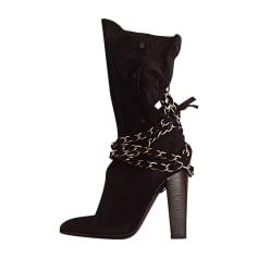 Stivali con tacchi ISABEL MARANT Nero