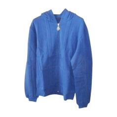 Felpa JOHN GALLIANO Blu, blu navy, turchese