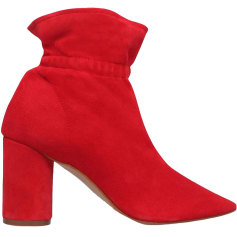 High Heel Ankle Boots KG BY KURT GEIGER Red, burgundy