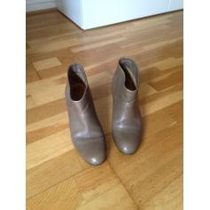 Bottines & low boots à talons ANTHOLOGY PARIS Taupe