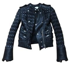Leather Jacket IRO Black