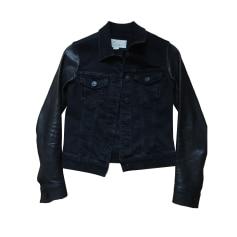 Veste en jean ALL SAINTS Noir