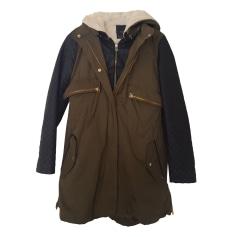 Coat ZARA Khaki