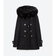 Coat ZARA Black