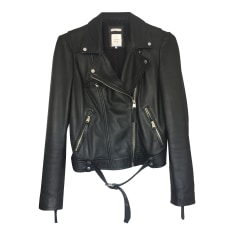 Zipped Jacket ZARA Black