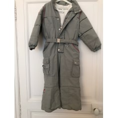Ski Suit DIOR Gray, charcoal